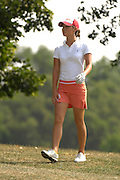 Isabel Han in action at the U.S. Women's Amateur at Crooked Stick Golf Club on Aug. 7, 2007 in Carmel, Ind.    ...©2007 Scott A. Miller