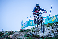Anna Newkirk (USA) at the 2018 UCI MTB World Championships - Lenzerheide, Switzerland