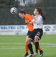 06-03-2016 Dundee United Women v Dunfermline Athletic Development