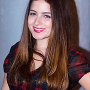 NLD/Amsterdam/20130918 - Reünie NCRV jeugdserie Spangas, Dilara Horuz