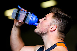 Ethan Waller of Worcester Warriors during preseason training ahead of the 2019/20 Gallagher Premiership Rugby season - Mandatory by-line: Robbie Stephenson/JMP - 06/08/2019 - RUGBY - Sixways Stadium - Worcester, England - Worcester Warriors Preseason Training 2019
