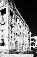 Art Deco in Havana Vedado, Cuba.