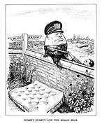 Humpty Dumpty and the Roman Wall