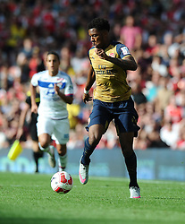Chuba Akpom of Arsenal   - Mandatory by-line: Joe Meredith/JMP - 25/07/2015 - SPORT - FOOTBALL - London,England - Emirates Stadium - Arsenal v Lyon - Emirates Cup