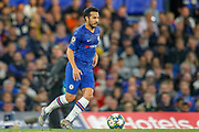 Chelsea midfielder Pedro (11) during the Champions League match between Chelsea and Valencia CF at Stamford Bridge, London, England on 17 September 2019.