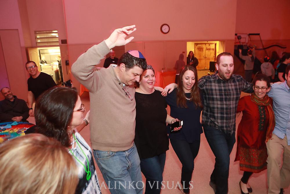 February 18th, 2018 - Joseph Henry Gamel becomes a Bar Mitzvah party at Sephardic Bikur Holim. <br /> <br /> Photo by: Yosef Chaim Kalinko/ KalinkoVisuals.com