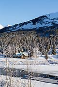 Kenai Peninsula, Alaska, USA