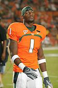 2007 Miami Hurricanes vs Virginia - Last UM game at the Orange Bowl
