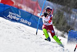 NILSSON GRASTO Marcus, LW5/7-2, NOR, Slalom at the WPAS_2019 Alpine Skiing World Cup Finals, Morzine, France