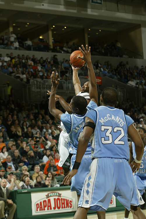 2003 Miami Hurricanes Basketball
