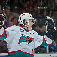022716 Spokane Chiefs at Kelowna Rockets