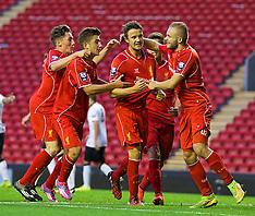 140822 Liverpool U21 v Man Utd U21