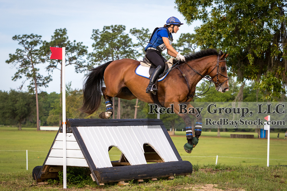 Audrea Dyer and All Aboard at the Ocala International in Ocala, Florida.