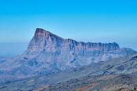 Oman, Gouvernorat d'Ad Dakhiliyah, Jebel Shams // Sultanate of Oman, Ad-Dakhiliyah Region, Jebel Shams