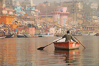 Varanasi, India. 2008<br />