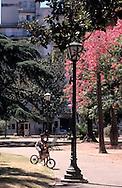 Plaza Zabala, Montevideo, Uruguay