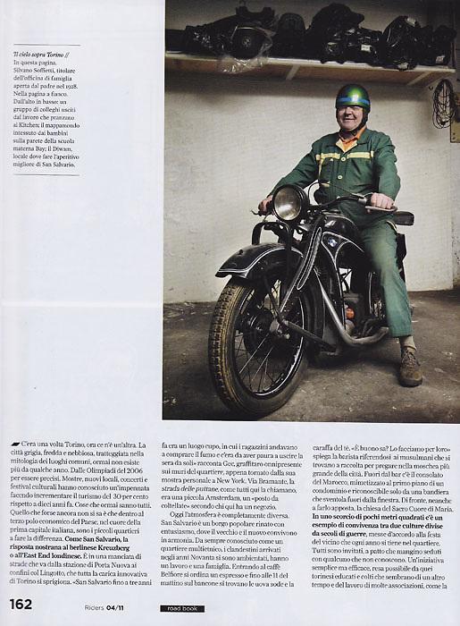 Riders © Zoe Vincenti, 2011