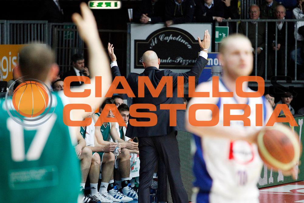 DESCRIZIONE : Cantu Campionato Lega A 2011-12 Bennet Cantu Benetton Treviso<br /> GIOCATORE : Aleksandar Djordjevic<br /> CATEGORIA : Ritratto Delusione<br /> SQUADRA : Benetton Treviso<br /> EVENTO : Campionato Lega A 2011-2012<br /> GARA : Bennet Cantu Benetton Treviso<br /> DATA : 26/02/2012<br /> SPORT : Pallacanestro<br /> AUTORE : Agenzia Ciamillo-Castoria/G.Cottini<br /> Galleria : Lega Basket A 2011-2012<br /> Fotonotizia : Cantu Campionato Lega A 2011-12 Bennet Cantu Benetton Treviso<br /> Predefinita :