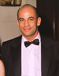 MR GUY DELLAL a friend of model Jerry Hall, at a dinner in london on 15th December 1998.MNA 3 MO