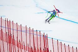 19.12.2018, Saslong, St. Christina, ITA, FIS Weltcup Ski Alpin, SuperG, Damen, im Bild Ilka Stuhec (SLO, 1. Platz) // race winner Ilka Stuhec of Slovenia in action during her run in the ladie's Super-G of FIS ski alpine world cup at the Saslong in St. Christina, Italy on 2018/12/19. EXPA Pictures © 2018, PhotoCredit: EXPA/ Johann Groder