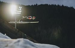 18.01.2020, Hochfirstschanze, Titisee Neustadt, GER, FIS Weltcup Ski Sprung, im Bild Philipp Aschenwald (AUT) // Philipp Aschenwald of Austria during the FIS Ski Jumping World Cup at the Hochfirstschanze in Titisee Neustadt, Germany on 2020/01/18. EXPA Pictures © 2020, PhotoCredit: EXPA/ JFK