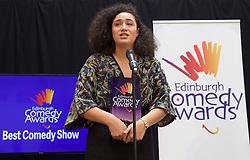 New Zealander Rose Matafeo won the £10,000 prize for Best Comedy Show at the 2018 Edinburgh Comedy Awards. Pic copyright Terry Murden @edinburghelitemedia