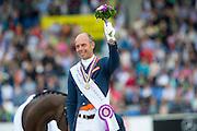 Hans Peter Minderhoud - Glock's Johnson TN thirth Grand Prix Special<br /> FEI European Championships Aachen 2015<br /> © DigiShots
