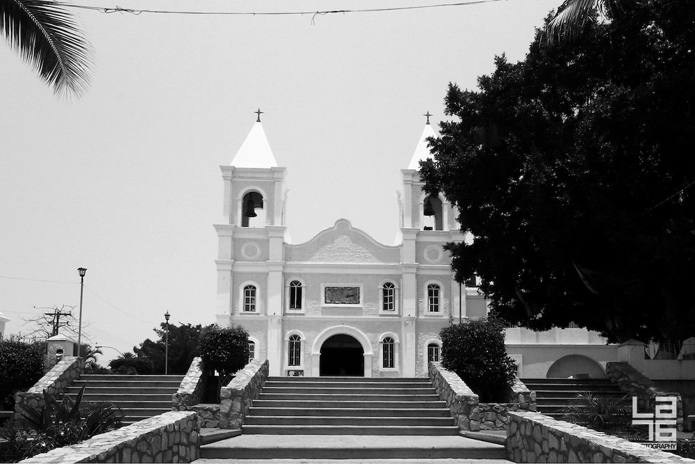 Mission San Jos&eacute; del Cabo<br /> <br /> The Jesuit Nicolas Tamaral established the Mission of San Jose del Cabo at the Peric&uacute; settlement of A&ntilde;uit&iacute; in 1730.  But in the summer of 1734 Tamaral, who the Pericu shamans felt was overly impinging upon their long-standing luxury of having several wives, was martyred in cruel fashion and the mission was destroyed.  Today the mosaic above the fa&ccedil;ade depicts the fateful day.  The mission was finally closed in 1840.  <br /> Set directly on the wonderful town square the Mission of San Jose del Cabo Anuit&iacute; is not only an important historic place, but also a place where the community still celebrates its faith and fullness of life with passion indicative of its colorful history.
