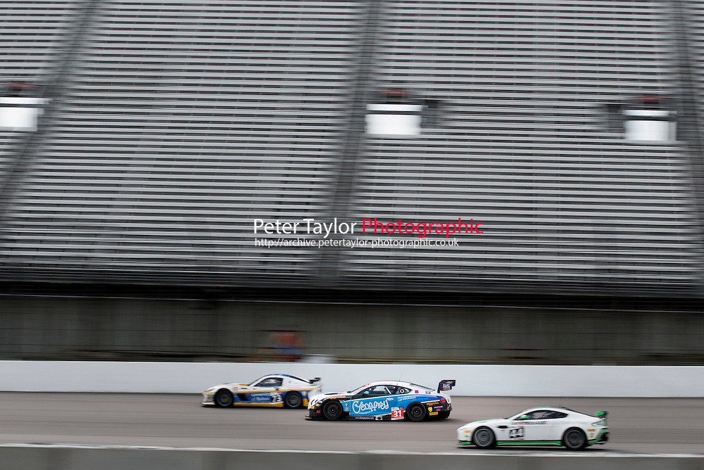 Rick Parfitt, Jr (GBR) / Seb Morris (GBR)  #31 Team Parker Racing  Bentley Continental GT3  Bentley 4.0L Turbo V8 British GT Championship at Rockingham, Corby, Northamptonshire, United Kingdom. April 30 2016. World Copyright Peter Taylor/PSP.