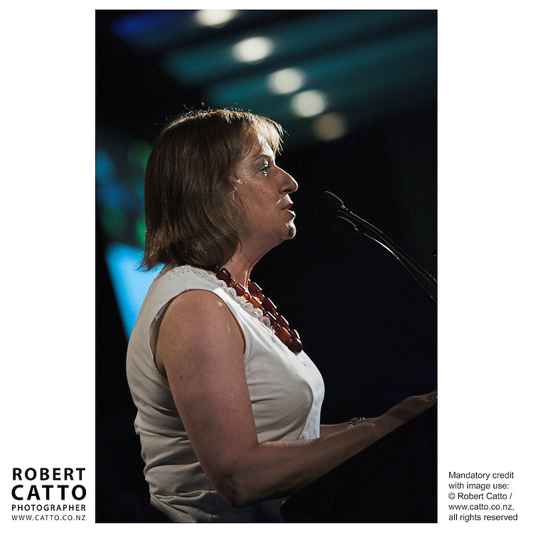 Ruth Harley at the Spada Conference 06 at the Hyatt Regency Hotel, Auckland, New Zealand.<br />