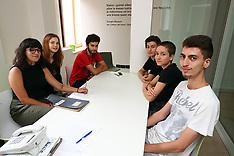 20170714 STUDENTI UNIVERSITARI IN REDAZIONE