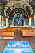 Star of the Sea Catholic Church, Kalapana, Big Island of Hawaii