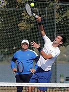 Novak Djokovic Training - 01 October 2018