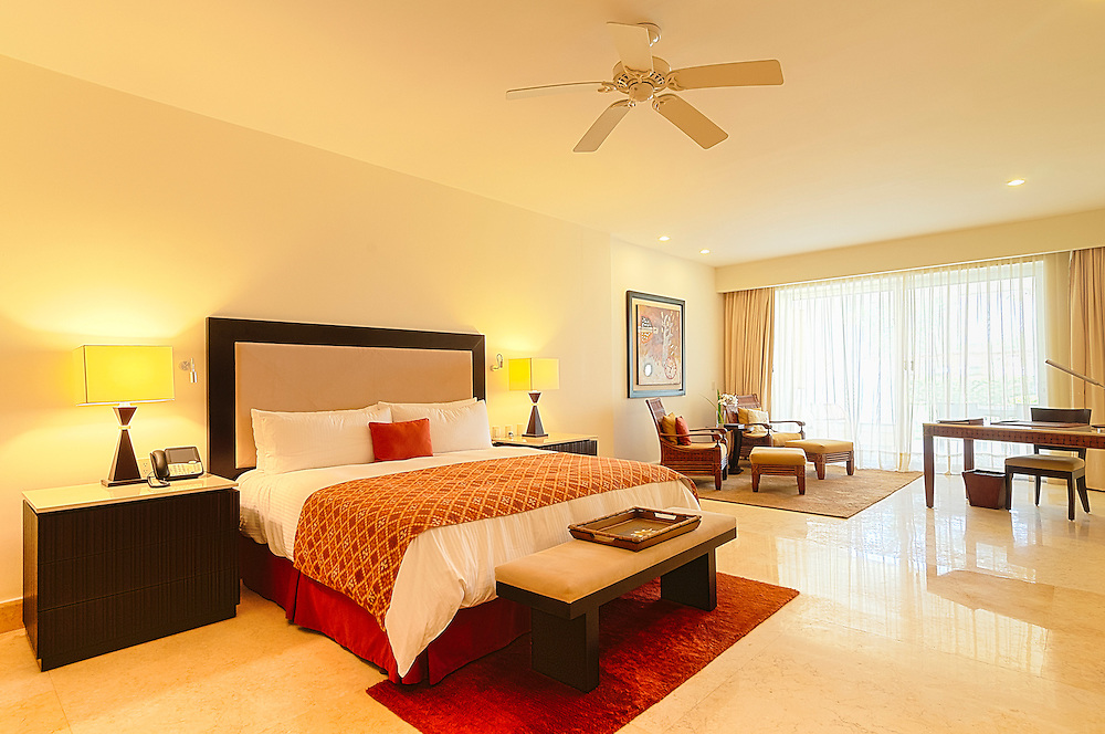 Suite at Grand Velas Resort & Spa, Riviera Maya, Mexico.