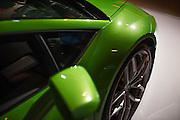August 2014: Pebble Beach Concours. Lamborghini Huracan
