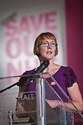 Penny Williams Speech and language therapist and Unite member from London. This week as the governments controversial Health and Social Care Bill enters its final stages in the House of Lords, patients, health workers and campaigners are to come together on Wednesday for a TUC-organised Save Our NHS rally in Westminster. On Wednesday (7 March 2012) over 2,000 nurses, midwives, doctors, physiotherapists, managers, paramedics, radiographers, cleaners, porters and other employees from across the health service will join with patients to fill Central Hall Westminster. Once inside they will listen to speeches from politicians, fellow health workers, union leaders and health service users.