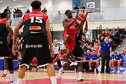 Hameed Ali of Bristol Flyers - Rogan Thomson/JMP - 05/11/2016 - BASKETBALL - SGS Wise Arena - Bristol, England - Bristol Flyers v Leicester Riders - BBL Championship.