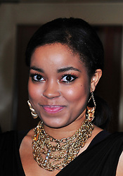 Dionne Bromfield attends the Amy Winehouse Foundation Ball, The Dorchester, London, United Kingdom, November 20, 2012. Photo By Nils Jorgensen / i-Images.