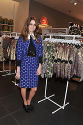 JADE WILLIAMS - SUNDAY GIRL at the Launch Of The Marni For H&M Collection held at H&M Regent Street, London on 7th March 2012.