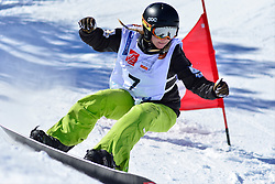 World Cup Banked Slalom, BADENHORST Joany, AUS at the 2016 IPC Snowboard Europa Cup Finals and World Cup