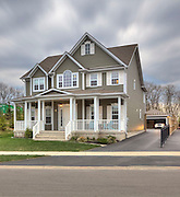 Urban Houses and Living Spaces across the Greater Toronto Area