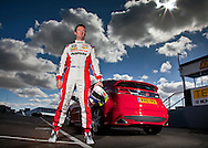 30:08:2010.. .Racing driver masterclass - Scots BTCC ace Gordon Shedden shows Jon Doran how to drive the Honda Civic Type R around the Knockhill Circuit...Pic:Andy Barr.07974 923919  (mobile).andy_snap@mac.com.All pictures copyright Andrew Barr Photography. .Please contact before any syndication. .