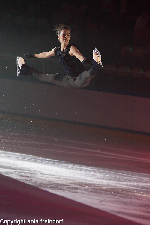 International Ice Skating Gala, Courchevel, France, 20 July 2017, Ivett Toth, Member of National Team, Hungary