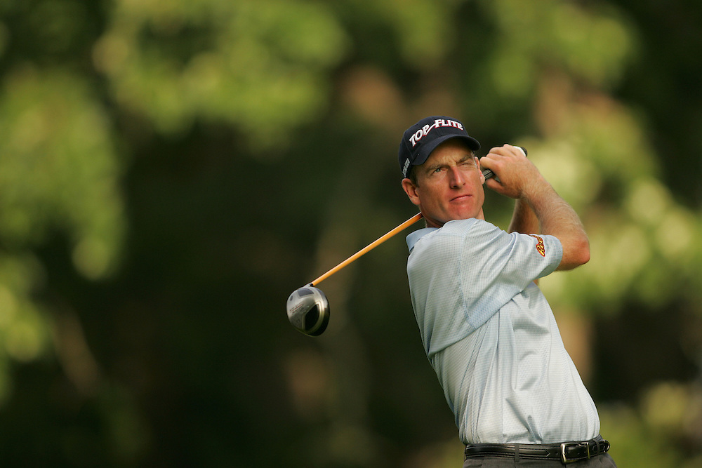 Jim Furyk..2004 Western Open.Third Round.Cog Hill GC.Lemont, IL.Saturday, July 3 2004..photograph by Darren Carroll