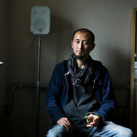 CHINA : Yang Licai/ portraits