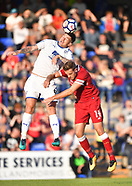 Tranmere v Liverpool - 12 July 2017