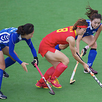 21 China v Korea ct women 2012