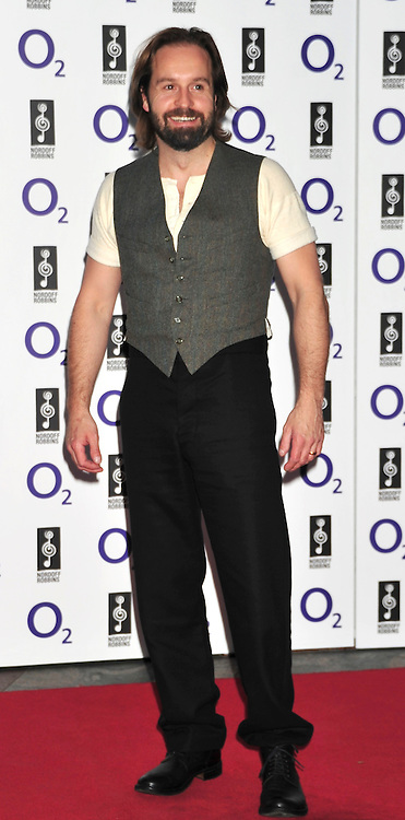 © licensed to London News Pictures. LONDON UK  01/07/11.Alfie Boe  attends the 2011 Silver Clef Awards held at the Hilton Park Lane in London. Please see special instructions for usage rates. Photo credit should read ALAN ROXBOROUGH/LNP