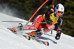 02.02.2011, Nici Hang, Lachtal, AUT, FIS Junioren Riesentorlauf, Men, im Bild // David Gruber (AUT) // during the men giant slalom race at the FIS Junior races in Lachtal, EXPA Pictures © 2011, PhotoCredit: EXPA/ S. Zangrando