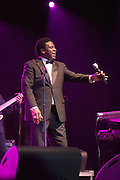 Al Green headlined the show and dazzled the crowd who were on their feet throbbing to the endless stream of hits and classics from the master himself at The Doheny Blues Festival in Dana Point, Ca. on Saturday  May 19, 2007.